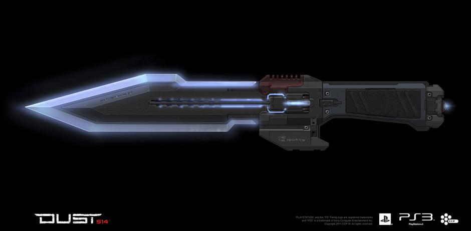 Caldari ZN-28 Nova Knife