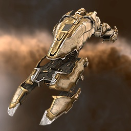 Amarr Strategic Cruiser