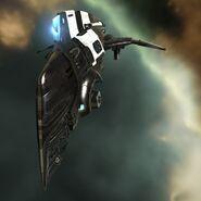 Federation Navy Comet512