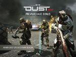 PrePurchase Dust