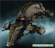 Legion Energy Parasitic Complex
