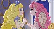 Blondie and Cupid