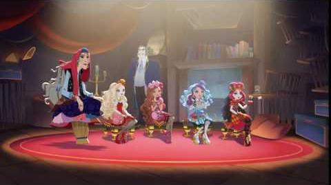 Ever After High Demo Process of Animation