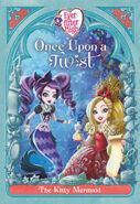 Once upon a Twist - The kitty mermaid