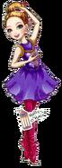 Profile art - Ballet Holly