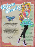 Excellent Rebecca Charming
