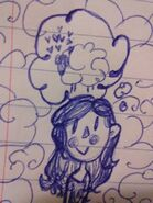 Dis min doodle