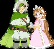 Percy and Krystal