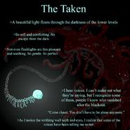 The Taken (DD Canon)