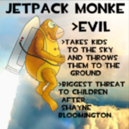 Jetpack Monke