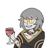 Luxury bog priest