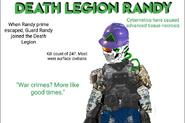 Death Legion Randy