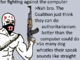 The Coalition Grunt