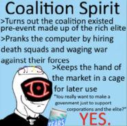 The Coalition Spirit
