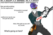 Radicalized Randy