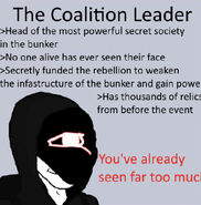 The Coalition Leader
