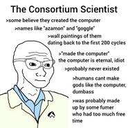 Consortium Scientist