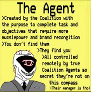 The Agent 9x9 Part 2