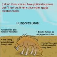 Humphrey Beast