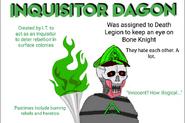 Inquisitor Dagon