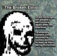 The Broken Elitist Authright v