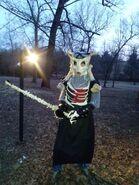 Bone Knight IRL