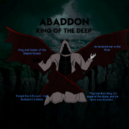 Abaddon, Angel of the Abyss