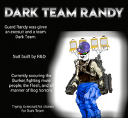 Dark Team Randy