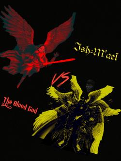 Blood God vs Ish'Mael.png