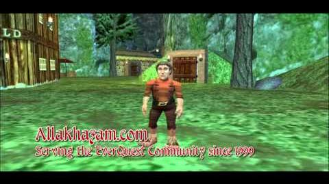 EverQuest Tutorial 3 - Where Am I?
