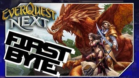 Everquest Next Preview - First Byte