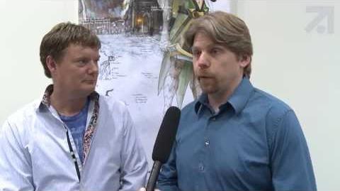 Gamescom 2013 EverQuest Next Interview with Jeffrey Buttler & Terry Michaels