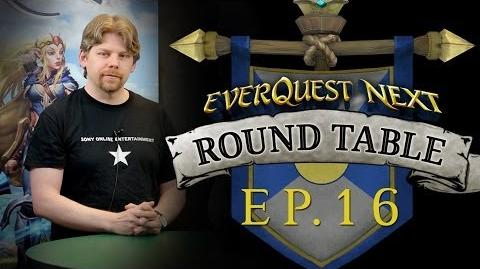 How much should the world of EverQuest Next change based on time of day?