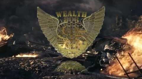 Wealth World of Tanks Teaser