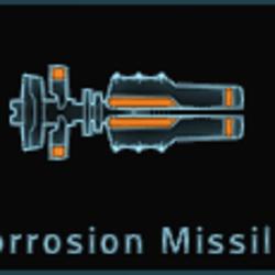Corrosion Missile