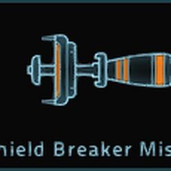 Shield Breaker Missile