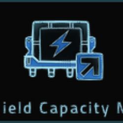 Shield Capacity Mod