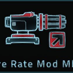 Fire Rate Mod Mk3