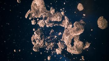 Asteroid Cluster (Smuggler's Wheel)