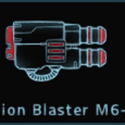 Fusion Blaster M6-A