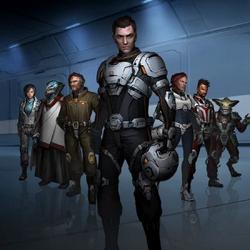 Characters (ES2)