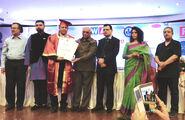 D. Litt award
