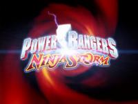 Ninja Storm Logo