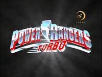 Power Rangers Turbo Logo