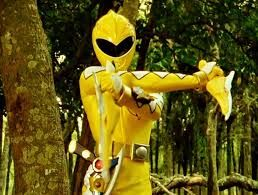 Dino Thunder Yellow 02