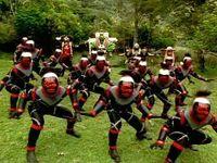Lothor's Evil Space Ninjas