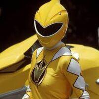 Dino Thunder Yellow 01