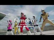 Power Rangers super ninja steel season 2 opening fan made