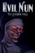 Evil Nun Broken Mask Cover