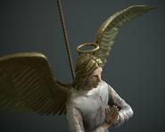 ENBM Holly Statue Model 2